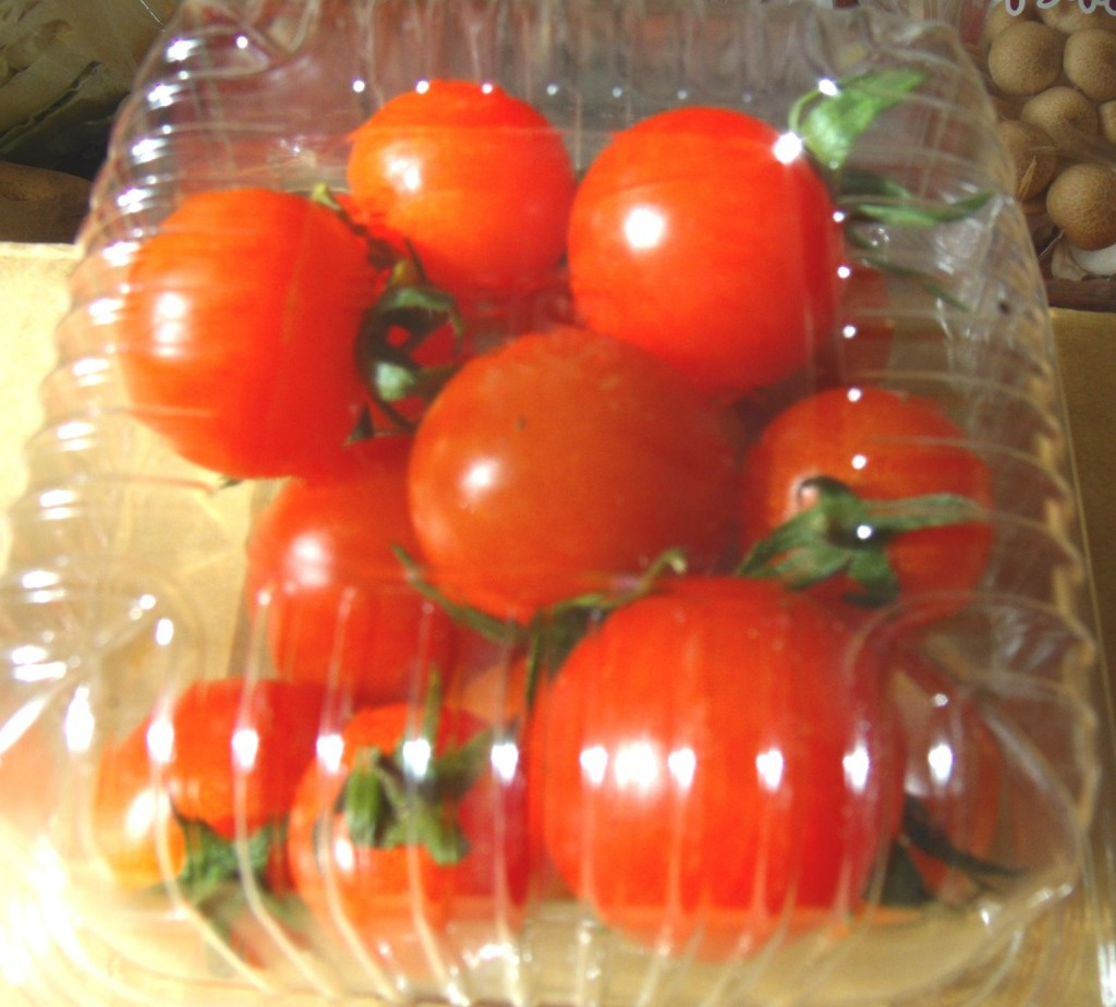 らでぃっしゅぼーやミニトマト